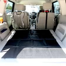 Vehicle Cargo Floor Mat Trunk Trimmable Car Truck Van Pet Cover Waterproof  48x40