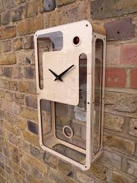 Modern Cuckoo Clock With Moving Bird From Pedromealha I Do Love A