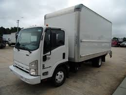 USED 2013 ISUZU NPR HD LANDSCAPE TRUCK FOR SALE IN GA #1791