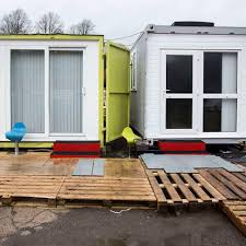 100 Convert A Shipping Container Into A House UK Charity S S Into Homes For The Homeless