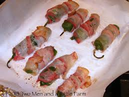 Happy Living Halloween Jalapeno Poppers by Two Men And A Little Farm Texas Jalapeño Poppers Recipe