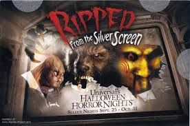 Halloween Horror Nights Express Pass After 10pm by Universal Orlando Brochures U0026 Miscellaneous Items