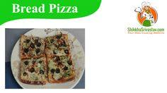 Bread Pizza Recipe In Hindi On Tawa How To Make At