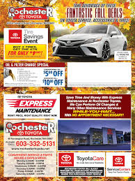 100 Rochester Truck Nh Toyota Parts Specials Coupons NH