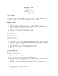 Electrical Engineering Entry Level Resume Template | Templates At ... Electrical Engineer Resume 10step 2019 Guide With Samples Examples Of Sample Cv Example Engineers Resume Erhasamayolvercom Able Skills Electrical Design Engineer Cv Soniverstytellingorg Website Templates Godaddy Mechanical And Writing Resumeyard Eeering 20 E Template Bertemuco Systems Sample Leoiverstytellingorg
