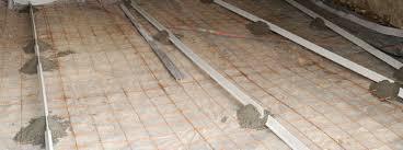 faire une dalle exterieur couler une dalle béton ou chaux