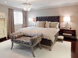 Master Bedroom Decoration Ideas Soft And Pretty With Bench Small