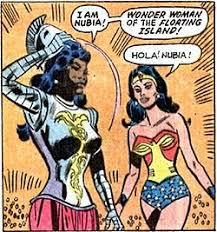 Nubia 1973 Wonder Woman