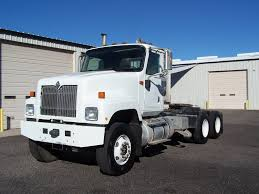 100 Day Cab Trucks For Sale 2006 INTERNATIONAL 5500I PAYSTAR CONVENTIONAL DAY CAB TRUCKS FOR