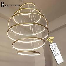 hotel hängen le moderne led anhänger licht für wohnzimmer