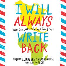 I Will Always Write Back Audiobook By Martin Ganda 9781478903512