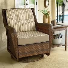 Grand Resort Outdoor Furniture Replacement Cushions by Ty Pennington Style Mayfield Swivel Glider Chair Shop Your Way