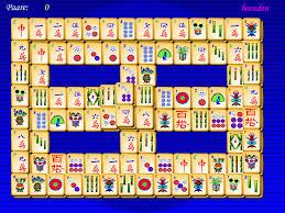 mahjong freeware