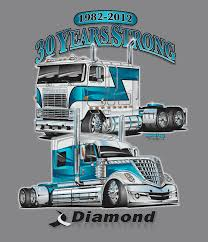 Diamond International - 30th Anniversary   Terry Akuna's Trucking ... Diamond Truck Sales On Twitter 2014 Intertional Prostar Eagle Triple Logo Mud Flap Old Intertional Parts T Wikiwand Navy Hooded Sweatshirt Trucks Inventory For Sale In Edmton Ab Edge Certified Service Teams Tennessee Glover 1949 Kbs7 Freight Body Matt Bowne Sony 1950s Ihc Rseries 6wheel Brochure Tractor Cstruction Plant Wiki Fandom
