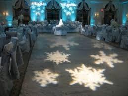 One Of Our Favorite Winter Wonderland Weddings Designed By Team At Elegant Event Lighting