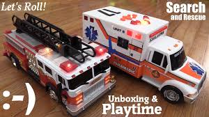 Battery Operated Toy Cars: Road Rippers' Fire Truck And Ambulance ... Find More Matchbox Fire Truck And Road Rippers Pickup For Sale At Up Toystate Amazoncom Rush And Rescue Engine Toys Games Best Choice Products Bump Go Electric Toy W Lights Unboxing Toys Reviewdemos Rippers Rescue Emergency Home Facebook State Skroutzgr S Heavy Duty Lookup Beforebuying Van Der Meulen Rush Rescue Emergency Vehicle Set