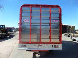 100 20 Ft Truck JPM FT LIVESTOCK TRAILER World Tractors