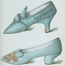 Vintage Shoe Drawing By Critterville
