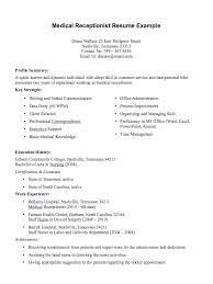 Sample Doctor Resume Cardiologist Physician Example Medical Assistant