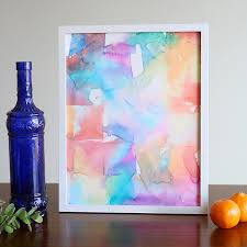 Tissue Transfer Art Is Not Only Gorgeous Its Totally Easy Enough For Kids To Make