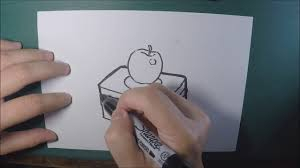 How To Draw A Lunch Box