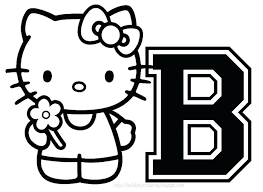 Coloring Pages Hello Kitty Easter Printable Free Invitations Paper Dolls Fanatic Halloween Printables