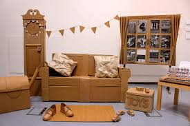 Cardboard Furniture Italian Design panies Lighthouse Garage How