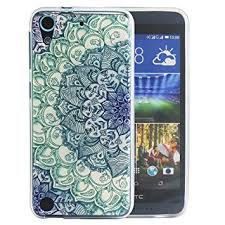 Dooki HTC Desire 530 Case Thin Soft Silicone Rubber GEL Phone Cover Case for