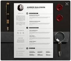 free creative resume templates docx modern resume templates docx to make recruiters awe