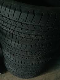 100 Goodyear Wrangler Truck Tires Best Sra For Sale In Victoria British