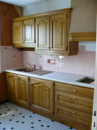 meuble cuisine en chene meuble cuisine chene finest meubles salle a manger