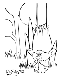 Trolls Mini Coloring Pages Admirably Dessin De Coloriage Super Mario