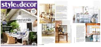Home Decor Magazine Indonesia by Featured Amelia Marie