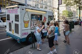 100 Buy Ice Cream Truck A Group Of Women Ing At The Vendor Explaining