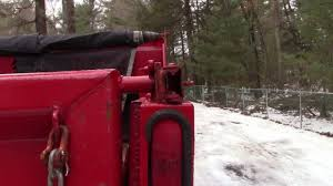 Dump Truck Tailgate Fix. - YouTube