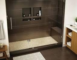 size of shower niche ideas bathroom niche height how to