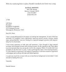 marketing job cover letter sample best cover letters for marketing