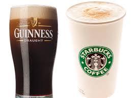 Pumpkin Spice Frappuccino Recipe Starbucks by Move Over Pumpkin Spice Latte Starbucks Introduces Guinness