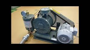 Dresser Roots Blowers Compressors by Tohin Rotary Vane Blower Youtube