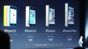 iPhone 6 and 6 Plus pricing and release dates official SlashGear