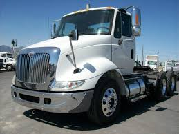 100 Day Cab Trucks For Sale 2007 INTERNATIONAL 8600 SBA