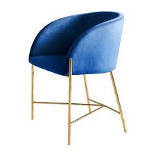 esszimmerstuhl abrahamson fairmont park polsterfarbe blau