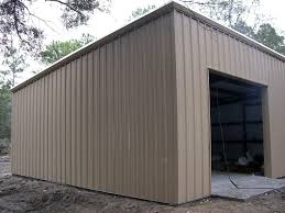 Metal Storage Sheds Jacksonville Fl by Jacksonville Metal Homes And Residential Steel Building