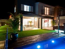 moderne villa pool in meloneras villa moderne villa pool