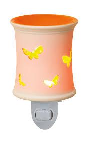 Pumpkin Scentsy Warmer 2013 by Lacewing Plug In Scentsy Warmer Butterfly Www Wax4u Com