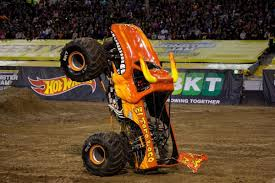 Monster Jam Takes Over Quicken Loans Arena This Weekend