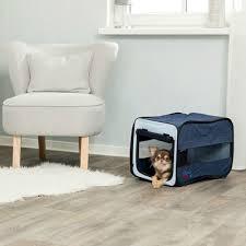trixie faltbare hundebox hundehütte tc 39691