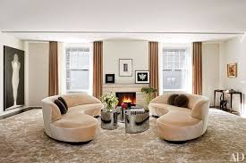 Living Room With Fireplace Design by Fireplace Ideas And Fireplace Designs Photos Architectural Digest