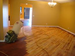Restaining Wood Floors Without Sanding by Refinish Engineered Wood Flooring Yourself Flooring Designs