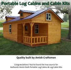 25 Amish Log Home Plans This Amish Log Cabin Kit Can Be Yours For